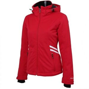Obermeyer Carlie insulated winter snow ski jacket